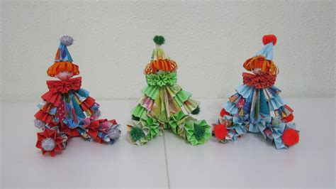 How To Make Doll From Paper - tutorial how to make 3d paper doll sitting clown