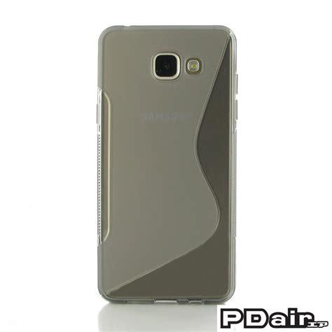 Softcase Samsung A5 1 samsung galaxy a5 2016 soft grey s shape pattern pdair