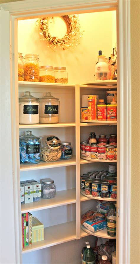 Diy Lazy Susan Pantry by How To Make A Lazy Susan Pantry Storage The Owner