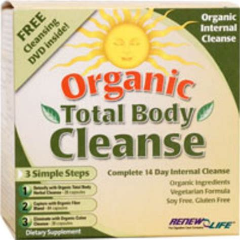 Organic Whole Detox by Cleanses