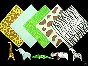 Kinds Of Origami Paper - origami maniacs different kinds of origami paper