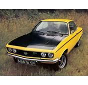Historique  Les Opel Manta A Et Ascona F&234tent Leurs 40 Ans