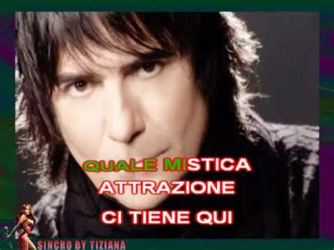 mi ameresti testo l italiana renato zero base musicale karaoke con testo