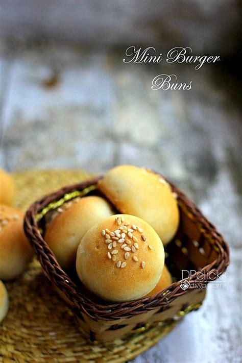 mini buns mini burger buns eggless hamburger buns burger buns recipe you can cook
