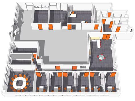 arri鑽e plan de bureau architecte de bureau amso plan d am 233 nagement de bureau