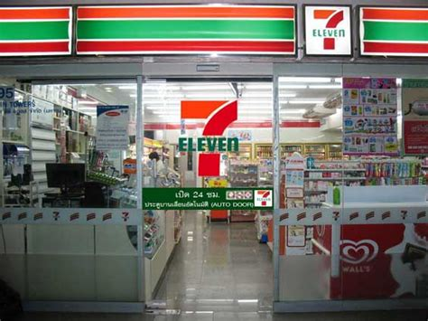 Seven Eleven every two hours a new 7 eleven opens somewhere in the world topsytasty