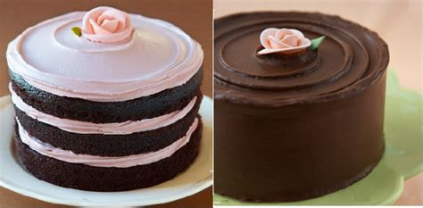 chocolate cake decoration at home chocolate cake decorating tutorials cake geek magazine