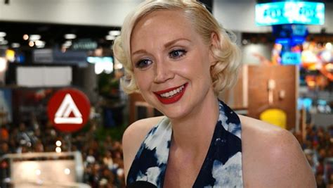 gwendoline christie is a commanding update 2 rumor details on gwendoline christie s