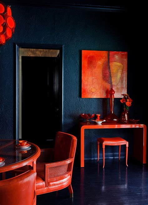 red blue room blue red dining room design tamara kaye honey always