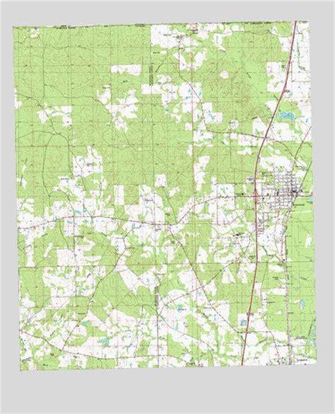 kentwood louisiana map kentwood la topographic map topoquest