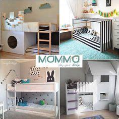 letti a castelli ikea 47 fantastiche immagini su letto kura baby room