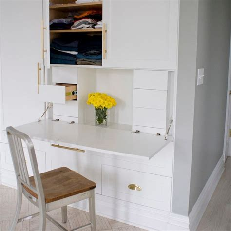 fold down desk superb fold down desk look new york contemporary bedroom