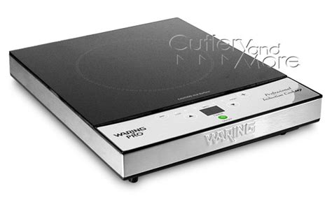 waring induction cooktop waring pro portable induction cooktop cutlery and more