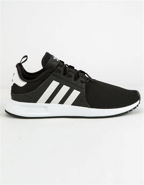 adidas x plr black white shoes blkwh 313180125 tillys