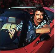 Magnum PI Film History  The Red List