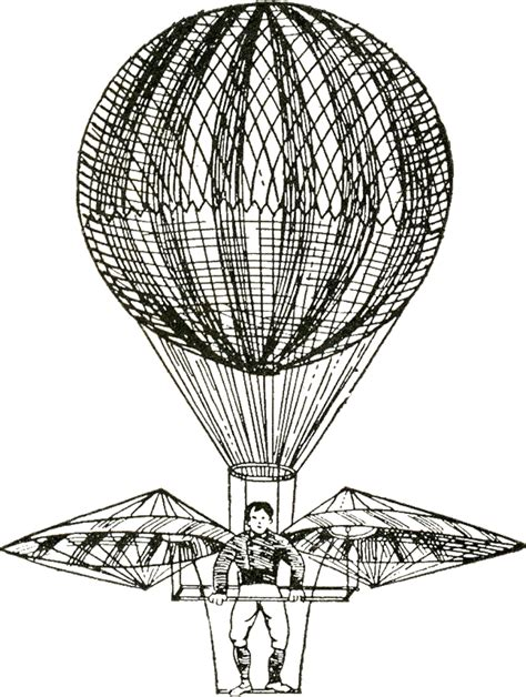 Vintage Images   Hot Air Balloons   Steampunk   The