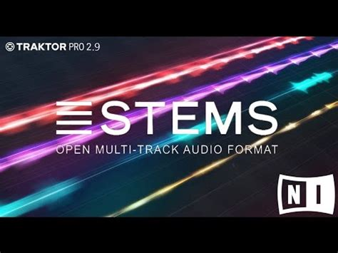 format audio hq update traktor pro 2 9 new audio format stems asurekazani