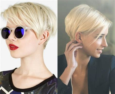 short blonde layered haircut pictures layered bob haircuts ideas for thin hair hairdrome com