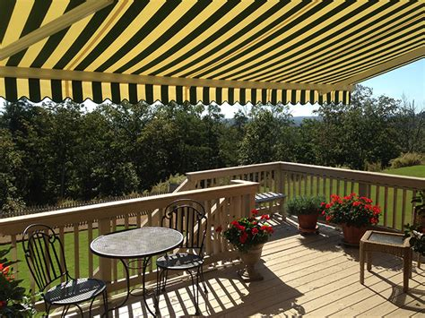 sunair retractable awnings sunair 174 retractable awnings maryland best deck patio