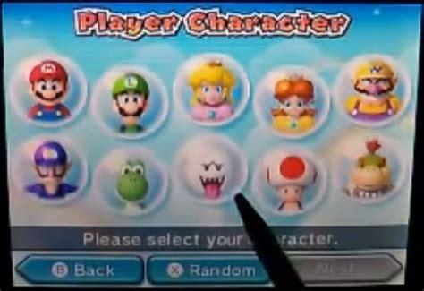 bowser jr playable in mario party island tour mario