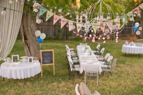how to decorate a backyard for a birthday party gartenparty deko ideen wie sie ihr fest sch 246 ner machen