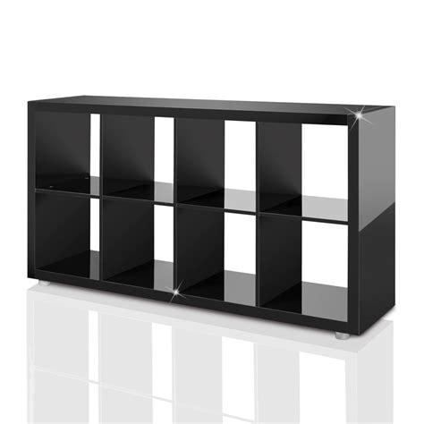 bücherregal weiß 100 cm raumteiler schwarz bestseller shop f 252 r m 246 bel und