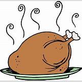 Cartoon Cooked Turkey | 342 x 331 jpeg 17kB