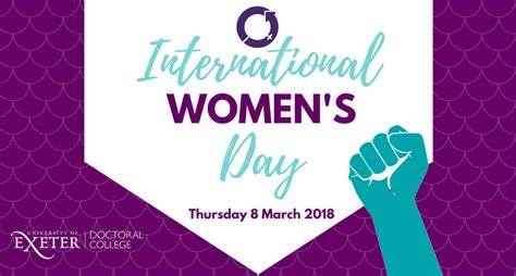 s day website international womens day 2018 doctoral college