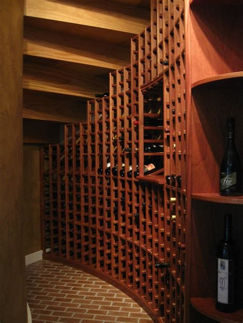 Wine Cellar Spiral Staircase Wine Cellar Curved Staircase Kessick Wine Cellars