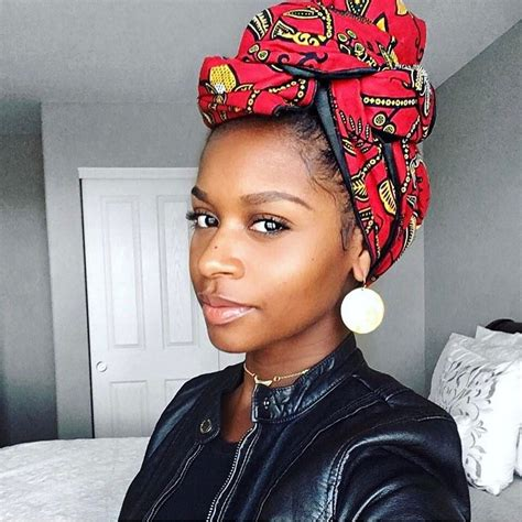 pics of wrap with natural hairstyles in md silk lined head wraps and style head wraps and style