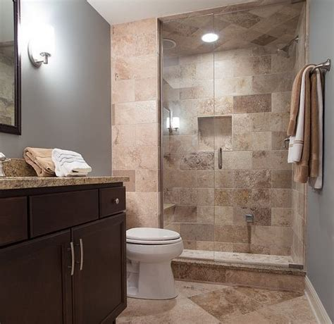 brown bathroom ideas 5 guest bathroom ideas furniture design and plans
