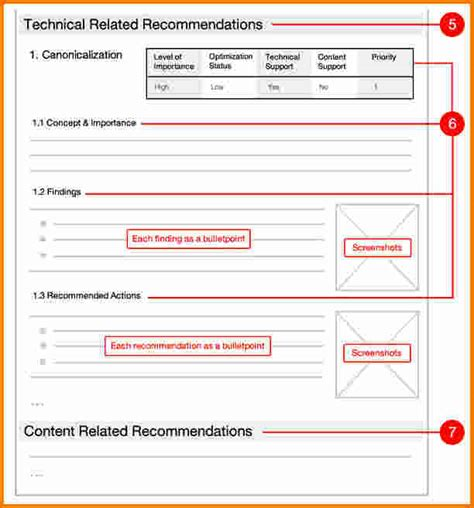 recommendation report template 2 page weekly planner template calendar template 2016