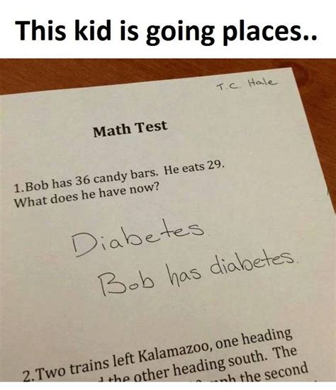 Math Test Meme - math test funny pictures quotes memes funny images