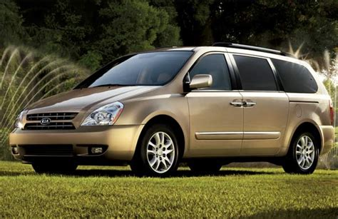 2009 kia sedona reviews 2009 kia sedona review cargurus