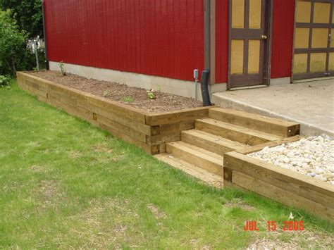 Retaining Walls Contemporary Landscape Dc Metro By Wooden Garden Wall