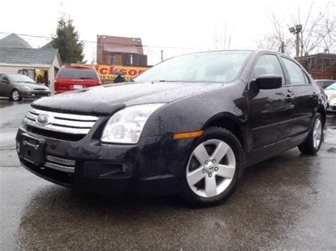 2009 ford fusion mpg 2009 ford fusion 4 cylinder mpg