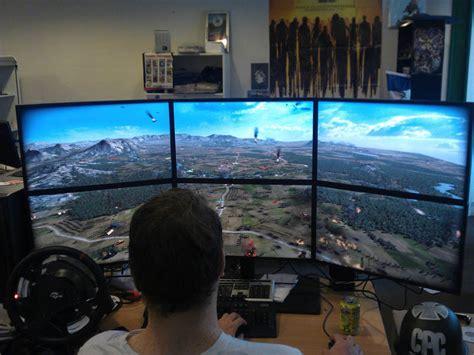awesome gamer setups infonetorg amazing computer stations