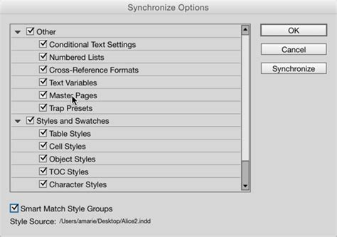 Indesign Layout Tips | top 5 indesign template tips indesignsecrets