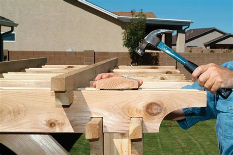 how to build a home step 1 the overall budget armchair how to make a pergola how to build a pergola step by step