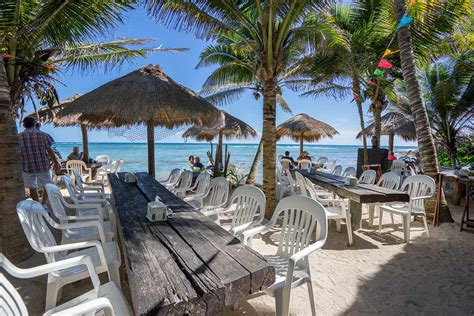 6 great restaurants in akumal mexico