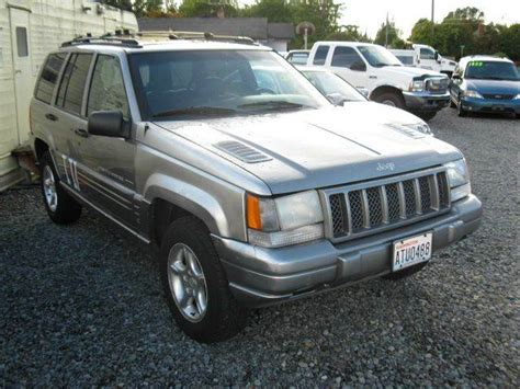 1998 Jeep Grand Mpg 1998 Jeep Grand 4dr 5 9 Limited 4wd Suv In Tacoma