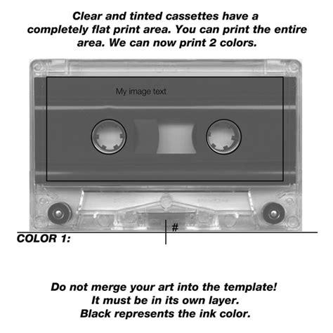 cover cassetta audio cassette cover template downloads