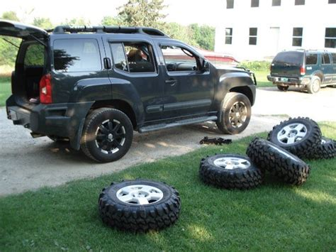 nissan xterra wheels tires and rims tires and rims for nissan xterra