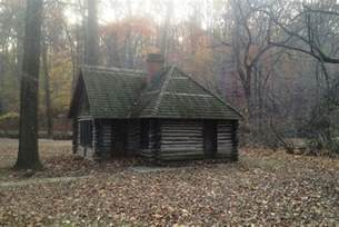 cabin in the wood colonial frontier houses cabins