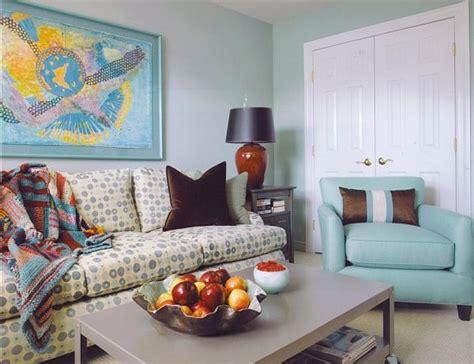 diy livingroom decor 20 blue living room design ideas
