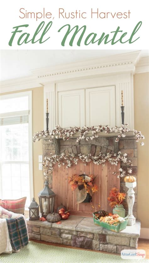 fireplace mantel decorating ideas for fall fall fireplace mantel decorating ideas atta girl says