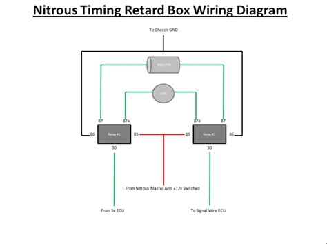 How To Make A Timing Retard Box For A Nitrous Oxide