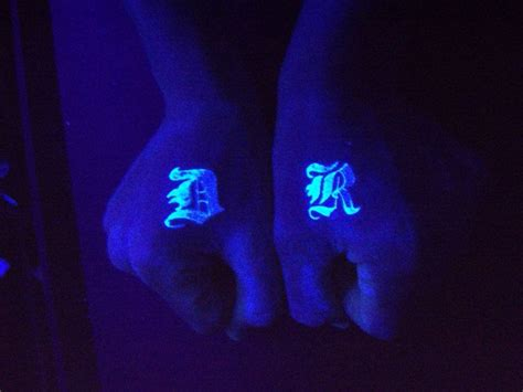 glow in the dark thor tattoo 100 glowing black light tattoos dzine mag