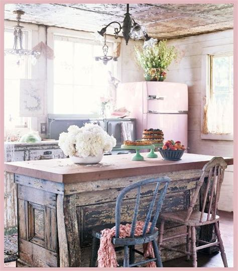shabby chic kitchen island rooms of inspiration shabby chic cottage kitchen