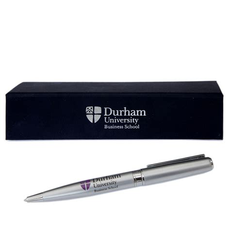 Durham Mba Review by Durham Univeristy Business School Pen In Box At Durham